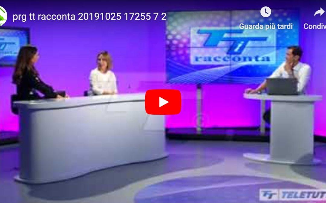 Teletutto intervista la Drssa Federica Manunta